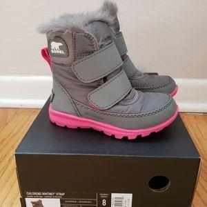 Sorel Whitney Boots